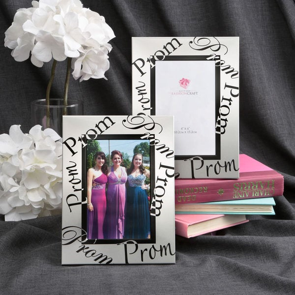 Prom Frame -Silver