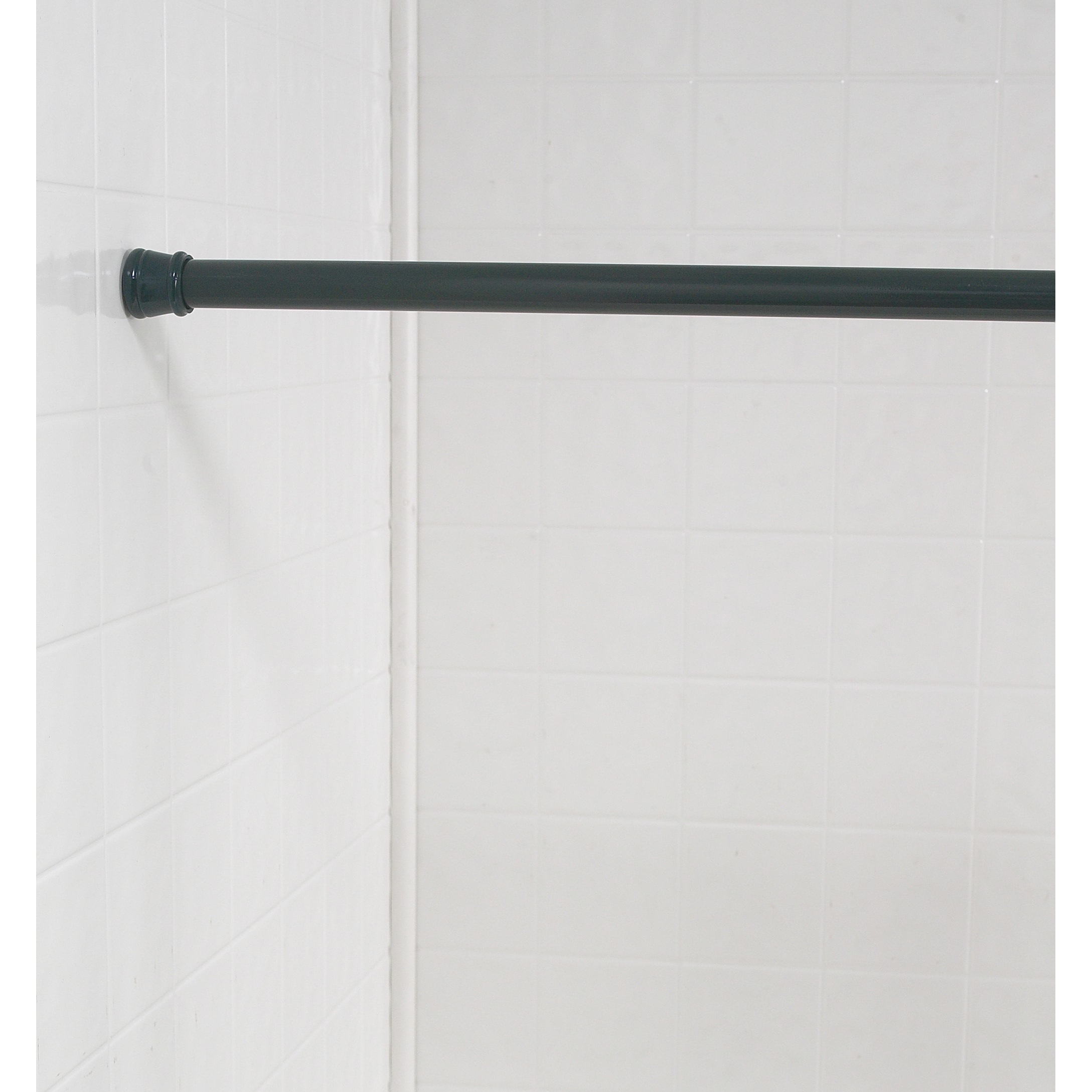 Standard Size Shower Curtain Tension Rod