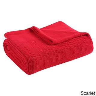 Fiesta Brand Cotton Thermal Blanket