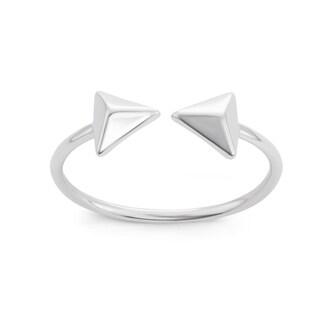 La Preciosa Sterling Silver Small Open Ring (5 options available)