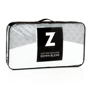 Z Cotton Encased Down Blend Pillow