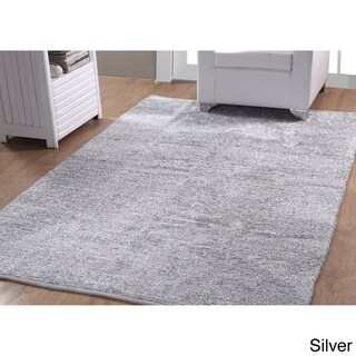 Affinity Arlen Textured Plush Reversible Rug (6' x 9')