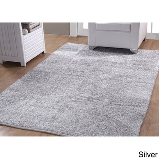Affinity Arlen Textured Plush Reversible Rug (5' x 8')