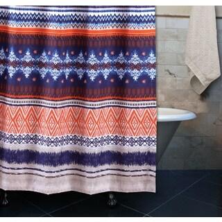 Greenland Home Fashions Urban Boho Shower Curtain