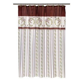 Buy Christmas Shower Curtains Online At Overstock