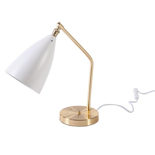 Hans Andersen Home Grasshopper Table Lamp White