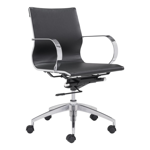 Copper Grove Amathous Glider Low-back Office Chair