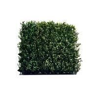 Greensmart Decor Artificial Myrtle Foliage Wall Panels (Set of 4)