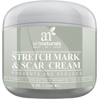 Art Naturals 4-ounce Stretch Mark and Scar Removal Cream