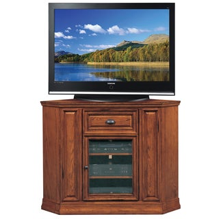 Boulder Creek Corner TV Stand