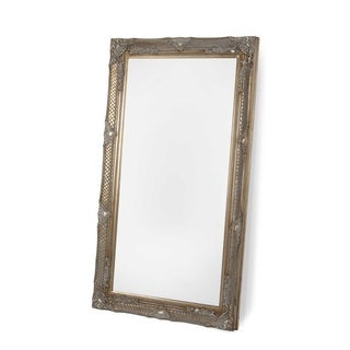 Selections by Chaumont Belgrave 69-inch Antique Gold Large Mirror for Leaning or Wall Hanging