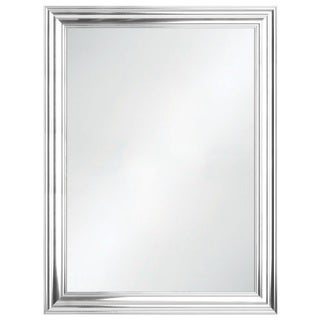 Selections by Chaumont 41-inch Cambridge Silver Wall Mirror