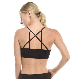Web Back Sport Bra