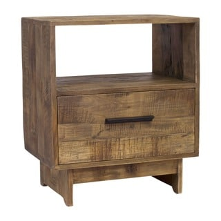 Angora Reclaimed Wood End Table
