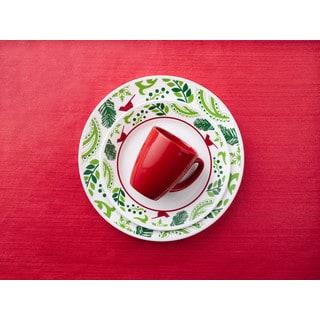 Corelle Impressions Birds and Boughs 16-piece Dinnerware Set