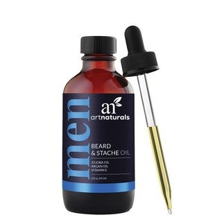 artnaturals 2-ounce Organic Beard Oil