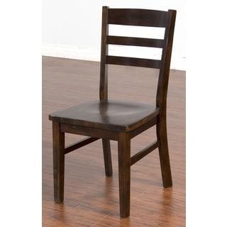 Sunny Designs Santa Fe Ladderback Chair