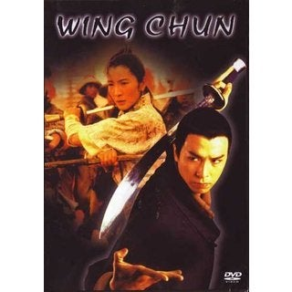 Wing Chun movie DVD Michelle Yeoh kung fu action 2003