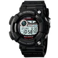 Casio G-Shock  Frogman Solar Digital Watch Black