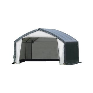 Shelterlogic AccelaFrame HD Shelter Garage