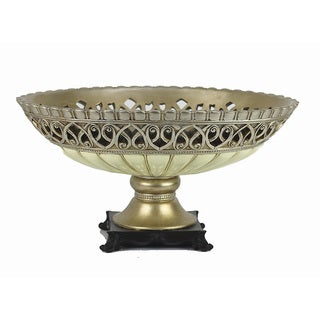 D'Lusso Designs Juliana Collection Large Bowl