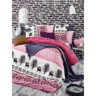 Debage Reindeer 4-piece Bedcover Set