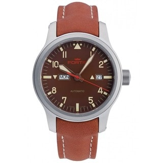 Fortis 655.10.18 L.08 Men's Aeromaster Dawn Automatic Watch