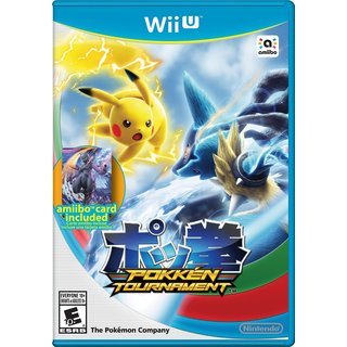 POKKEN TOURNAMENT -Wii U