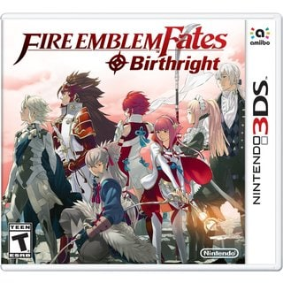 Fire Emblem Fates: Birthright - Nintendo 3DS
