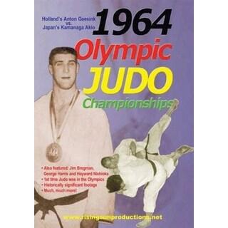 1964 First Olympic Judo Championship DVD Anton Geesink vs Kaminaga Akio