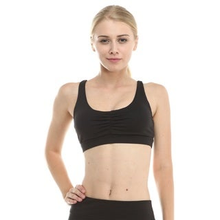 Women's Crisscross Back Sports Bra