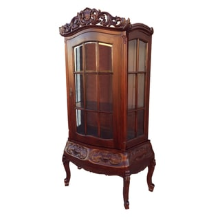 D-Art Victorian Display Hutch (Indonesia)