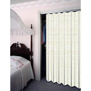 Spectrum Woodshire Chalk Folding Door (48x80)