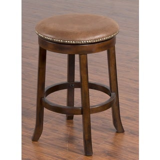 Sunny Designs Santa Fe 24-inch Swivel Bar Stool