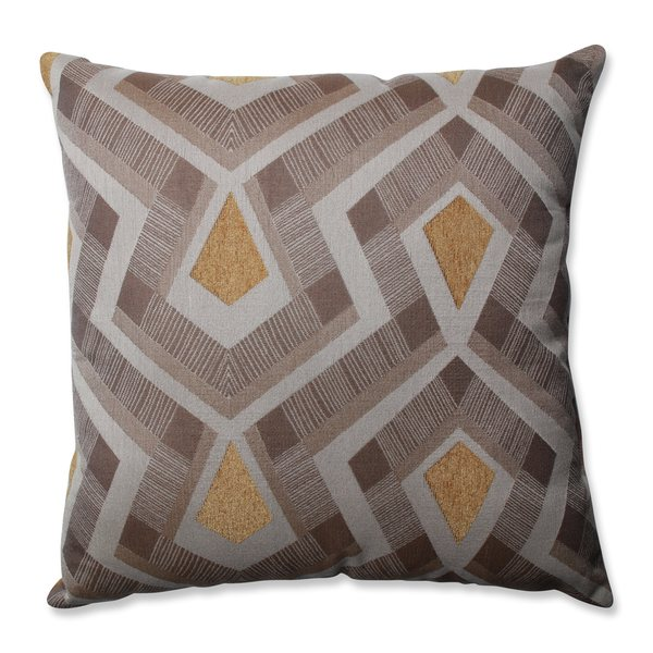 Pillow Perfect Cece Mineral Throw Pillow