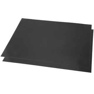 Classic Cuisine Non-Stick Reusable BBQ Grill Mat Set of 2