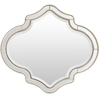 Bobbie MDF Framed Small Size Wall Mirror