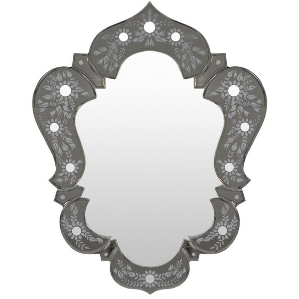 Jessie Framed Small Size Wall Mirror