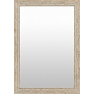 Samuel Wood Framed Large Size Rectangular Wall Mirror