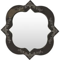 Esther Framed Small Size Wall Mirror