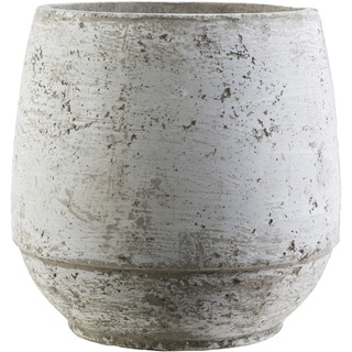Deanna Cement Small Size Decorative Planter