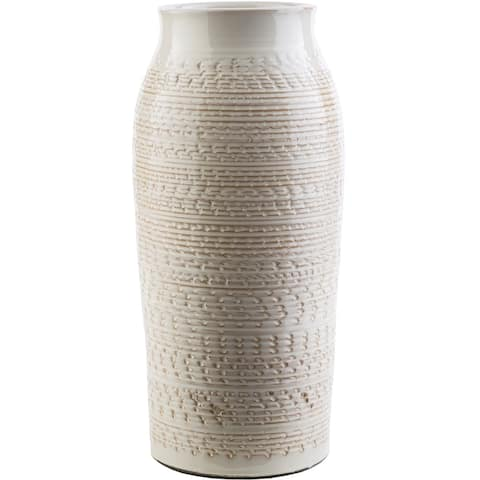 Damien Ceramic Medium Size Decorative Vase