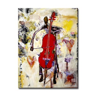 Ready2HangArt Zane 'In the Groove' Abstract Canvas Wall Art (3 options available)
