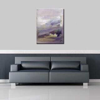 Ready2HangArt Zane 'Abstract XIII' Canvas Wall Art