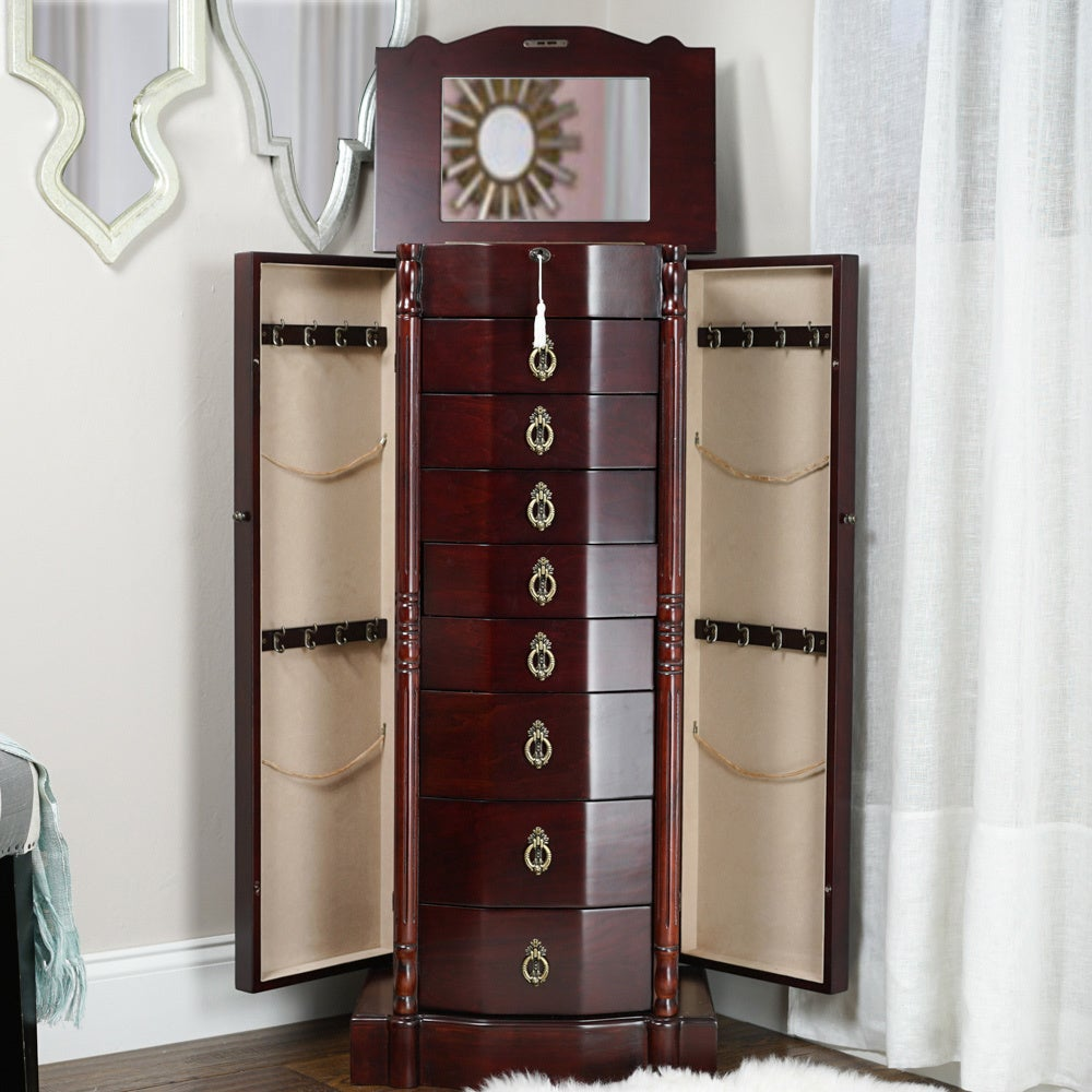 How to Choose a Jewelry Armoire