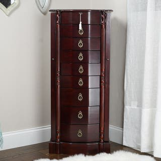 Hives and Honey Robyn Cherry Jewelry Armoire|https://ak1.ostkcdn.com/images/products/10825584/P17869255.jpg?impolicy=medium