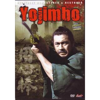 Yojimbo movie DVD Toshiro Mifune Akira Kurosawa samurai Classic red dawn