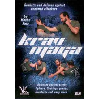 Krav Maga Realistic Self Defense #1 head locks chokes street fighters DVD Katz