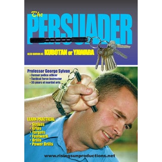 The Persuader Yawara Kubotan DVD George Sylvain police law enforcement