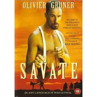 French Savate Kickboxing movie DVD Oliver Gruner, Joseph Charlemont